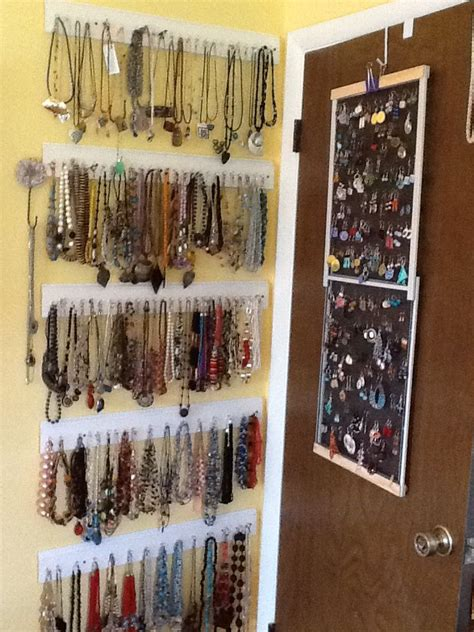 13 best images about closet jewelry organizer on