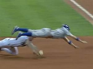 Video: Chicago Cubs' Tony Campana Crazy Slide Jumping Over ...