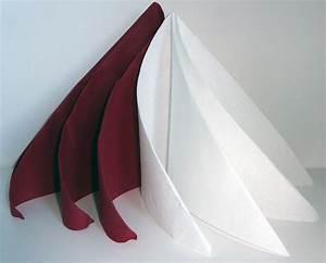 Serviette De Noel En Papier : pliage de serviette de table en forme de spirale ou de sapin de no l moderne r aliser une ~ Teatrodelosmanantiales.com Idées de Décoration