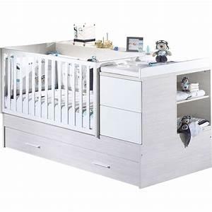 lit bebe transformable pas cher With déco chambre bébé pas cher avec bioloka avis