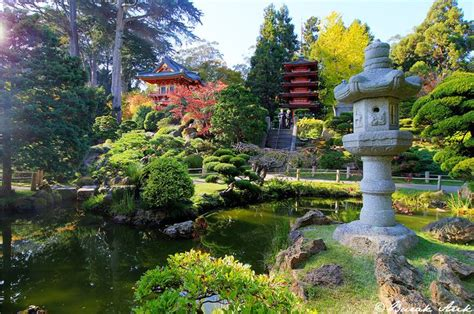 japanese tea garden san francisco california nowhere