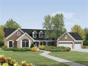 Country Ranch Home Plans Ideas by St Laurent Country Ranch Home Plan 007d 0174 House