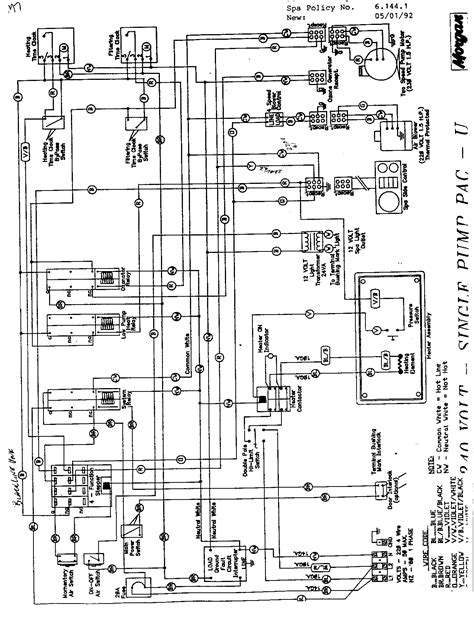 wiring diagram for springs jetsetter spa get free