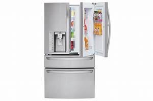Lg Lmxs30776s  30 Cu  Ft  French Door Refrigerator