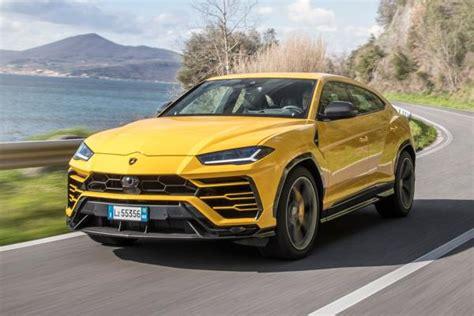 New Lamborghini Urus Review  Auto Express