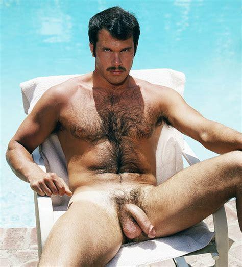Hairy Hunk Naked Gay Vintage Pics