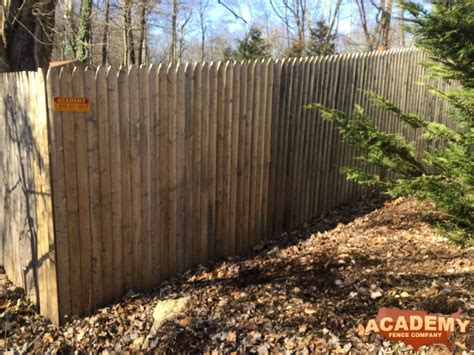 montville fence installations academy fence company