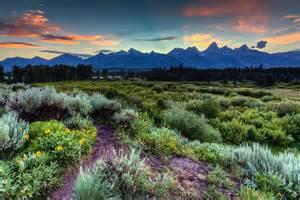 Jackson Hole Wyoming Grand Teton National Park