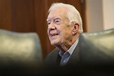Jimmy Carter: Israeli-Palestinian peace impossible with ...