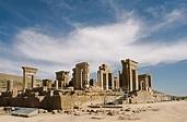 Persepolis - wonder of Persian urban planning   Wondermondo
