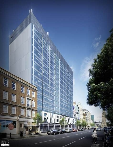 river house belfast  project space contract