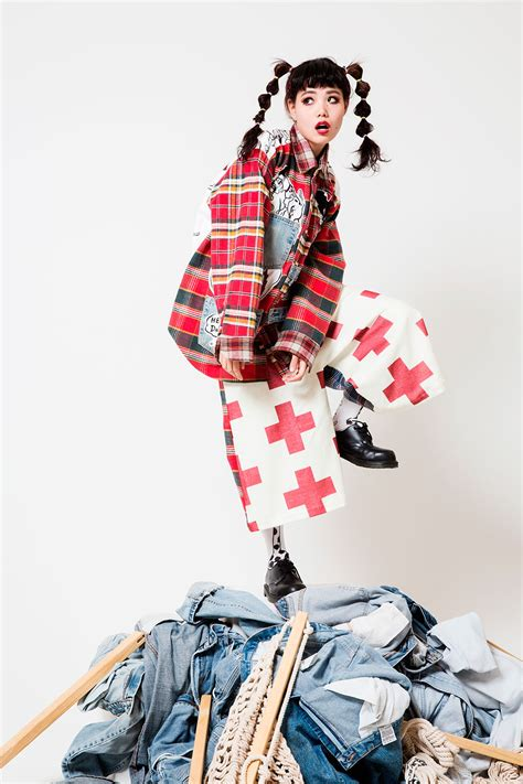 japanese designer brands japanese fashion brand heihei quot dalmatians quot a w 2014