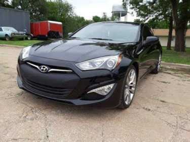 Hyundai Genesis 2014 For Sale by 2014 Hyundai Genesis Coupe R Spec Black For Sale On