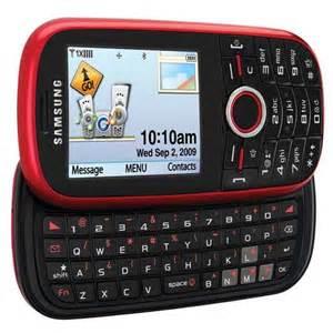 Verizon Samsung Phones with Keyboard