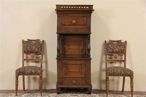 imported kitchen cabinets 1820 antique carved oak kitchen chimney cupboard or 1820