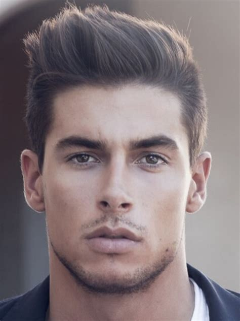 manly hair styles just the right amount of hair haircuts