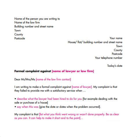 formal letter format   samples examples formats