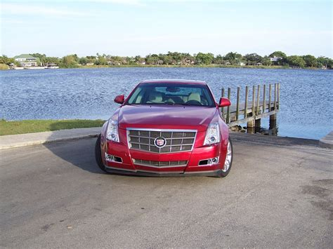 2009 Cadillac Cts Review by 2009 Cadillac Cts Review Top Speed