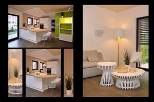 maison architectes natura concept deco e sens With la decoration interieure des maisons
