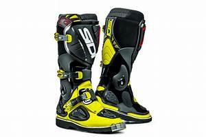 Botte Cross Enfant : bottes moto cross enfant sidi stinger noir jaune ~ Dode.kayakingforconservation.com Idées de Décoration
