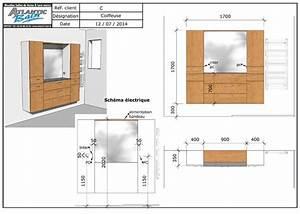 Bon Plan Lave Linge : un lave linge dans la salle de bain et deux meubles sur mesure atlantic bain ~ Dode.kayakingforconservation.com Idées de Décoration