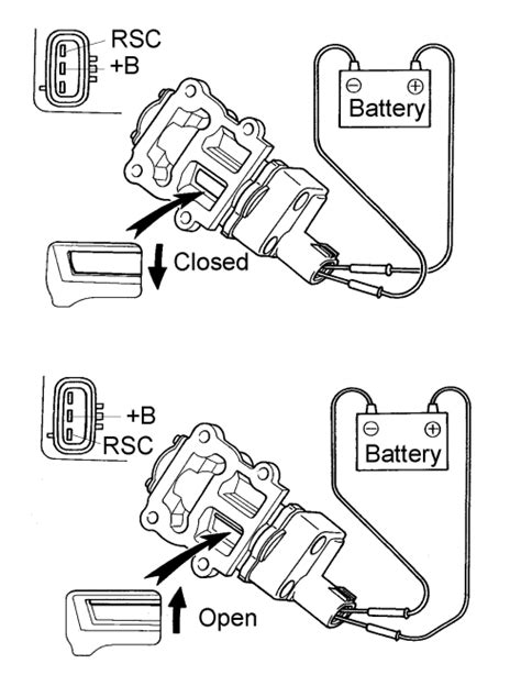 Subaru Ej16 Wiring Diagram by Repair Guides Components Systems Idle Air