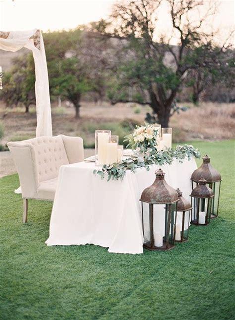 best 25 sweetheart table decor ideas on