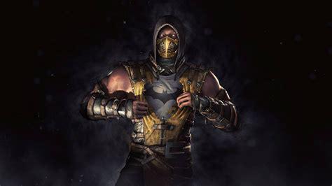 wallpaper batman mortal kombat  pc games xbox  ps