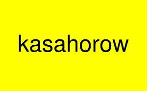 kasahorow