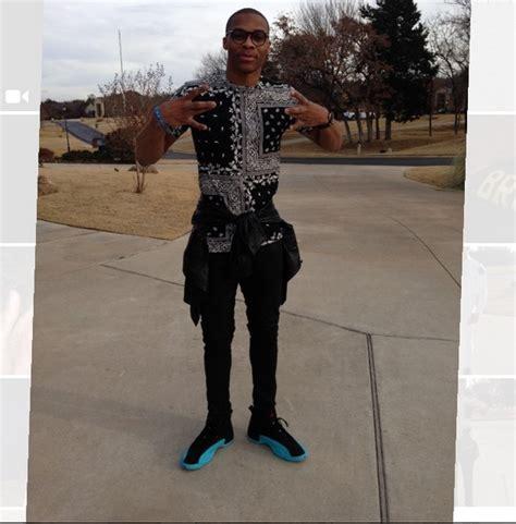 Monday On Instagram LeBron James Diggy Simmons u0026 Russell Westbrook Styling u2013 dmfashionbook.com