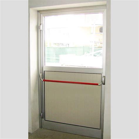 Porta Ingresso Alluminio by Porta Antipanico In Alluminio Porte Portoncini Infissi