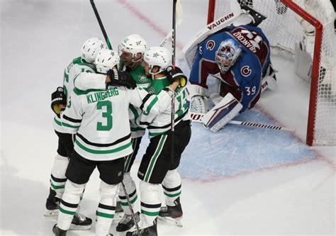 Colorado Avalanche at Dallas Stars - 8/26/20 NHL Picks and ...