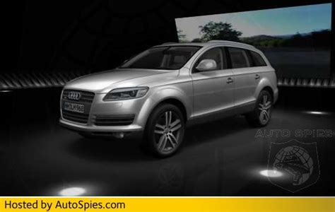 Survey Will The Audi Q7 Suv Be A Sales Success