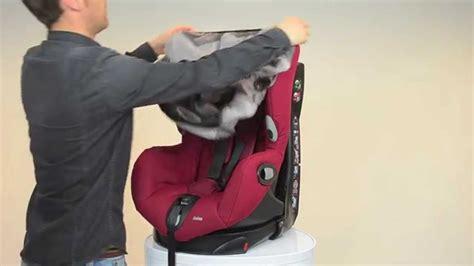 housse éponge pour siège auto groupe 1 axiss de bebe