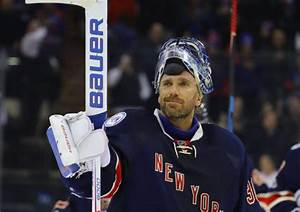 Henrik Lundqvist - Official Website of New York Rangers Goalie
