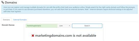 vanity domains vanity domain postalytics