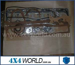 Toyota Landcruiser Fj62 Series Engine Gasket Kit 3f