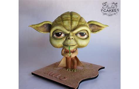 Star Wars Chibi Yoda And Darth Vader Avalon Cakes
