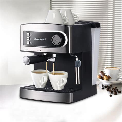 A Espresso Coffee Machine by Excelvan 15 Bar Coffee Maker Machine Espresso