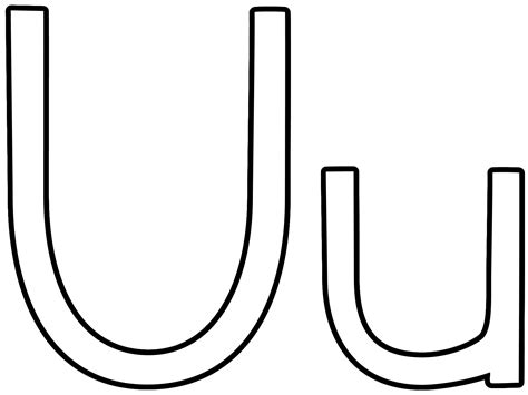 letter  coloring page alphabet