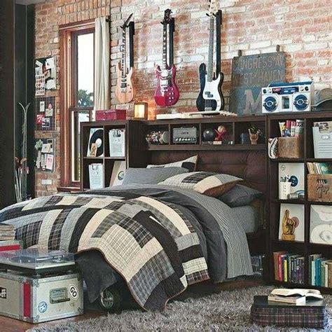 chambre ado vintage lit ado 40 idées intéressantes pour le lit ado garçon