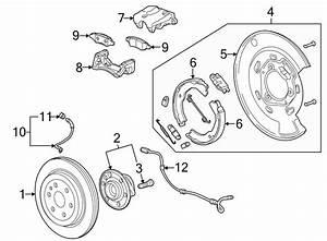 Cadillac Srx Brake Hydraulic Hose  Make  Line  Repair
