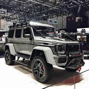 Mercedes Brabus 4x4 : mercedes g550 w463 brabus adventure g class pinterest dream garage mercedes benz and benz ~ Medecine-chirurgie-esthetiques.com Avis de Voitures