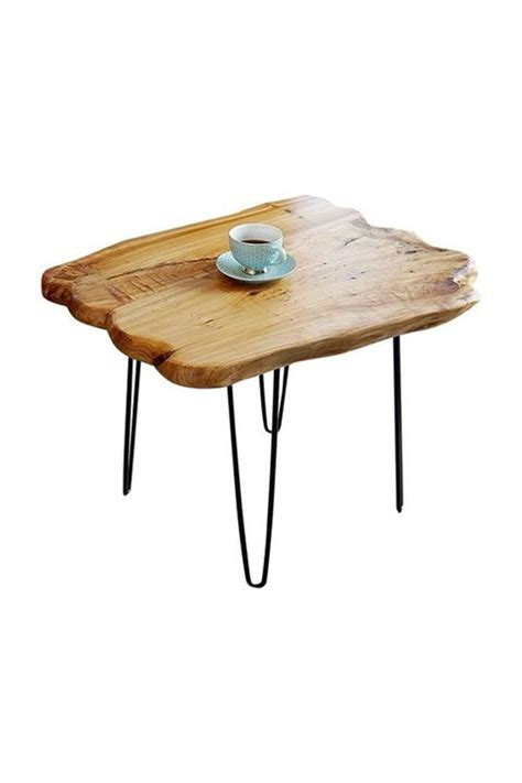 Mango wood john long coffee table with 2 cube stools | furniture in fashion. 20 Best Small Coffee Tables - Furniture For Small Spaces