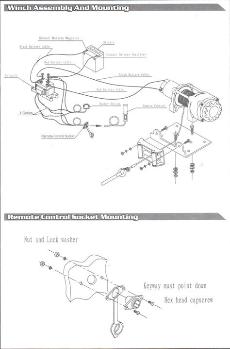 Chion Atv Winch Wiring Diagram For by Factory Winch Switch Help Arctic Cat Prowler Forums