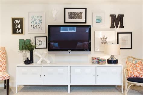 They look great even though a living room. Tips To Buying A Wall Mounted TV   Decor around tv, Tv decor, Living room tv
