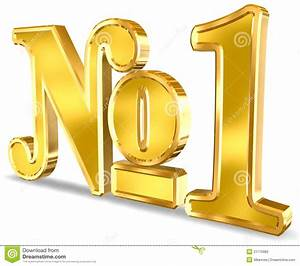Number One Sign Stock Photography Image 21715982