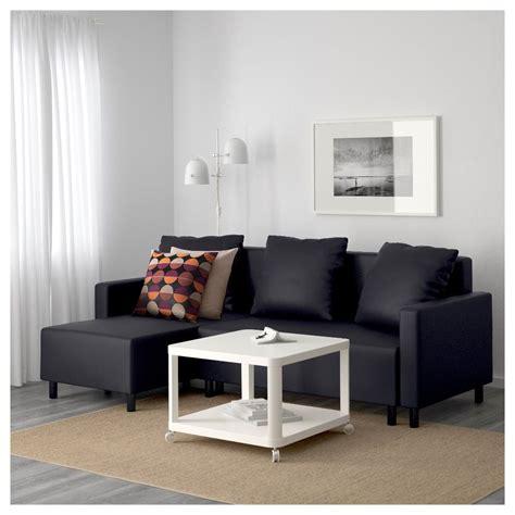 ikea lugnvik sofa bed review distasteful  practical