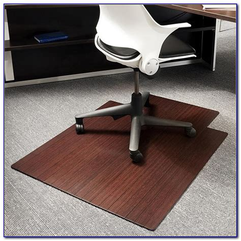 desk floor mat wood floor desk chair mats desk home design ideas