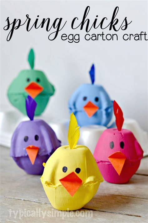 Easy And Fun Easter Crafts For Kids Simplycircle